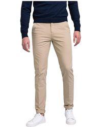 Vanguard Trousers - Naturel