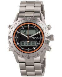 Breil Watch Ew0396 - Grau