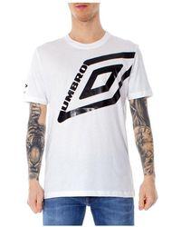Umbro T-shirts - Wit