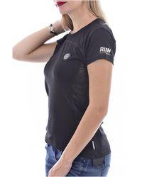 Philipp Plein Tee shirt sport Negro