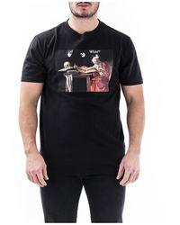 Alexandre Vauthier T-Shirt - Schwarz