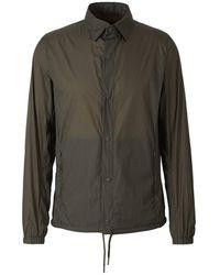 Herno - Shirt Jas - Lyst
