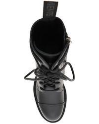 Vetements Military boots - Noir
