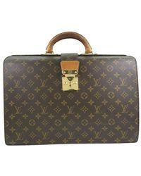 Louis Vuitton Tweedehands Handtas - Bruin