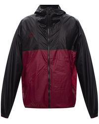 Nike ACG hooded jacket - Rosso