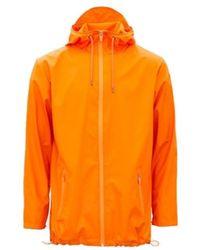 Rains Breaker Outerwear - Oranje