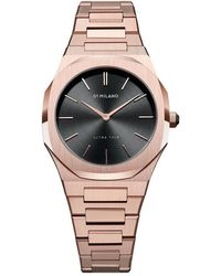 D1 Milano Watch - D1-utbl06 - Roze