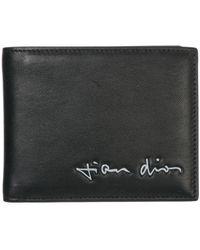 Dior Genuine wallet - Noir