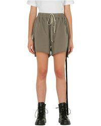 Rick Owens Shorts - Groen