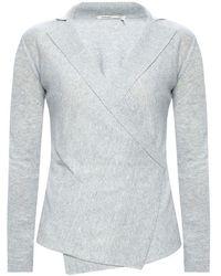 Agnona Cashmere Sweater - Blauw