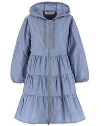 iBlues Ariel Rain Coat - Blauw
