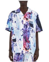 Daily Paper - Camicia Hajo Spacy Cave - Lyst