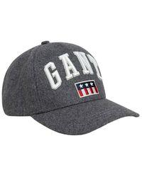 GANT Cap - Grijs