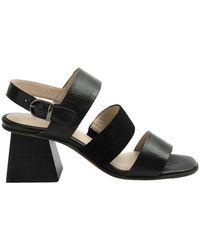 Lorenzo Masiero Sandals - Noir