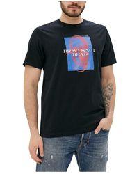 DIESEL Tee shirt - Noir