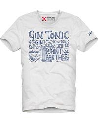 Mc2 Saint Barth T-shirt - Wit