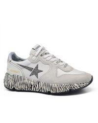 Golden Goose Deluxe Brand - Running sneakers Blanco - Lyst