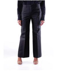 Givenchy Bw50eg12mn Klassieke Pantalon - Blauw