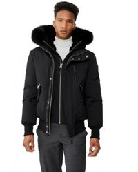 Mackage Dixon Xblack ZIP Jacket - Schwarz