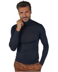 Brian Dales Sweater - Bleu