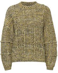 Gestuz Pullover - Geel