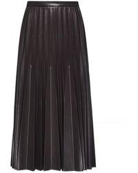 Beatrice B. Long Skirt - Noir