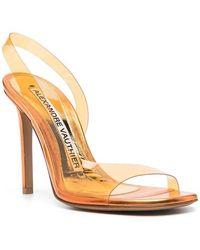 Alexandre Vauthier High Heels - Oranje