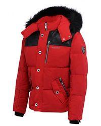 Horspist Jacke - Rot