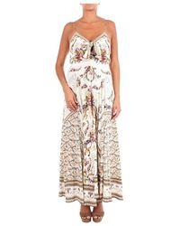 Camilla 911ldsc059 Dress - Wit
