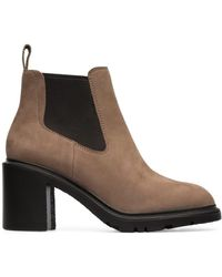 Camper Ankle Boots Whitnee - Bruin