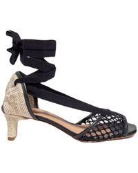 Odi Et Amo Lea/ss21028 Shoes - Noir