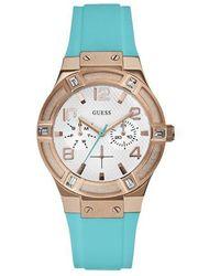 Guess Watch - W0564 - Blauw