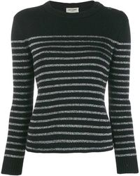 Saint Laurent Sweater - Zwart