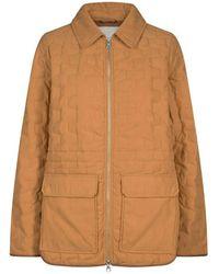 Minimum Zebrilla jacket - Marrone