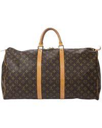 Louis Vuitton - Keepall 55 - Lyst
