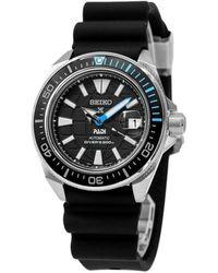 Seiko Prospex Watch - Zwart