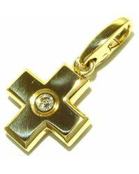 Cartier Gebruikte Hanger - Geel