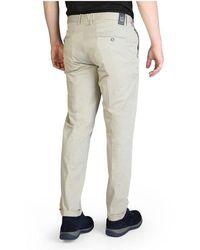 Yes-Zee Trousers P660_Xz00 Beige - Neutro