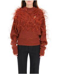 The Attico Sweater - Bruin