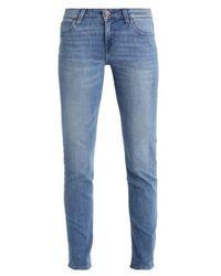 Lee Jeans Elly Umplugged Trousers L305auvk - Blauw