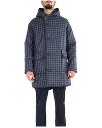 OOF WEAR Of-ja541-of-09 Long Jacket - Blauw