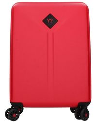 Y Not? Suitcase - Rood