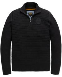 PME LEGEND Pullover - Zwart