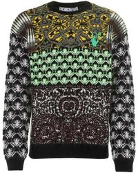 Off-White c/o Virgil Abloh Knitwear - Groen