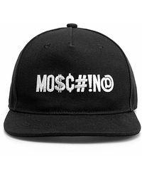 Moschino Baseball Cap - Zwart
