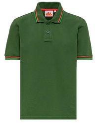 Sundek Brice Polo Amazon - Groen