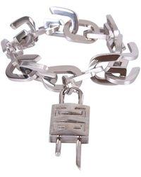 Givenchy Brass Bracelet - Grijs