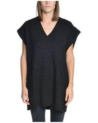 WEILI ZHENG Knitwear - Zwart