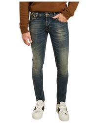 Nudie Jeans Jeans - Blauw