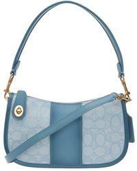 Colmar Swinger Shoulder Bag - Blauw